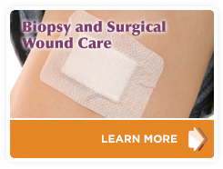 Biopsy and Surgical Wound Care